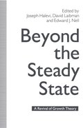 Beyond the Steady State