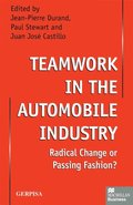 Teamwork in the Automobile Industry