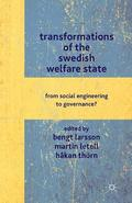 Transformations of the Swedish Welfare State