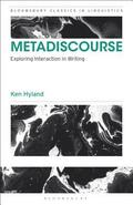 Metadiscourse