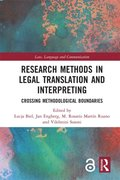 Research Methods in Legal Translation and Interpreting