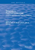 Advances in Psychopharmacology