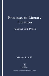 Processes of Literary Creation