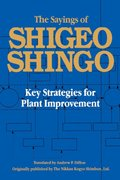 Sayings of Shigeo Shingo