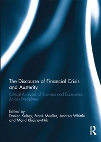 Discourse of Financial Crisis and Austerity