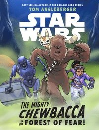 Star Wars The Mighty Chewbacca In The Fo