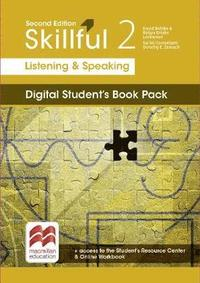 Skillful Second Edition Level 2 Listening and Speaking Digital Student's Book Premium Pack