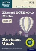 Oxford Revise: Edexcel GCSE (9-1) Maths Higher Revision Guide