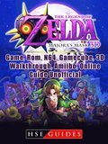 Legend of Zelda Majoras Mask 3D, Game, Rom, N64, Gamecube, 3D, Walkthrough, Amiibo, Online Guide Unofficial