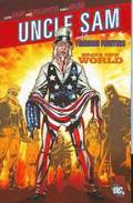 Uncle Sam Freedom Fighters Brave New World TP