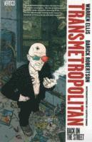 Transmetropolitan: Vol 1 Transmetropolitan TP Vol 01 Back On The Street Back on the Street