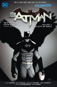 Batman Vol. 2 The City Of Owls (The New 52)