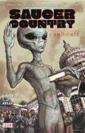Saucer Country Volume 2: The Reticulan Candidate TP