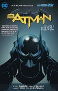 Batman Vol. 4 Zero Year-Secret City (The New 52)