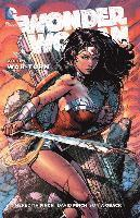 Wonder Woman Volume 7: War Torn HC (The New 52)
