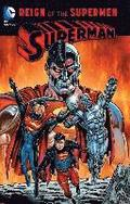 Superman Reign of the Superman TP