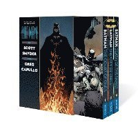 Batman By Scott Snyder &; Greg Capullo Box Set