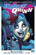 Harley Quinn TP Vol 1 Die Laughing (Rebirth)