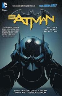Batman By Scott Snyder &; Greg Capullo Box Set 2