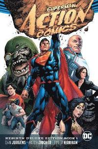 Superman Action Comics Vol. 1 &; 2