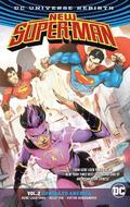 New Super-Man Vol. 2 Coming To America (Rebirth)