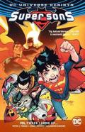 Super Sons Vol. 1 (Rebirth)