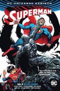 Superman Vol. 4 Black Dawn (Rebirth)