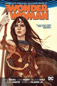 Wonder Woman: Book 2