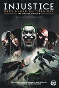 Injustice: Gods Among Us: Year One: Book One