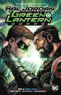 Hal Jordan and the Green Lantern Corps Volume 6: Rebirth