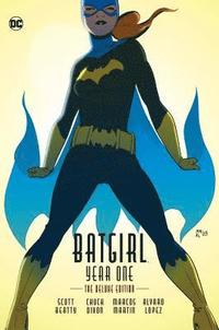 Batgirl: Year One: Deluxe Edition
