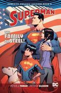 Superman: The Rebirth Deluxe Edition