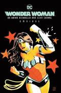 Wonder Woman by Brian Azzarello and Cliff Chiang Omnibus
