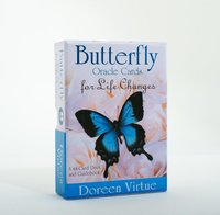 Butterfly Oracle Cards for Life Changes