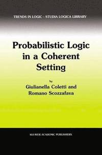 Probabilistic Logic in a Coherent Setting