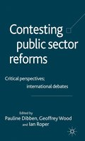 Contesting Public Sector Reforms