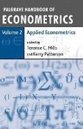 Palgrave Handbook of Econometrics: Volume 2 Palgrave Handbook of Econometrics Applied Econometrics