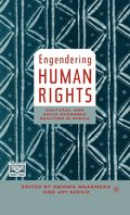 Engendering Human Rights