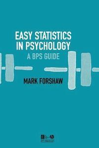 Easy Statistics in Psychology