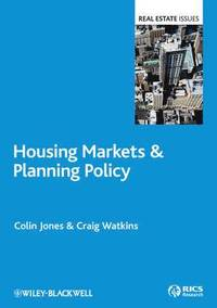 Housing Markets and Planning Policy