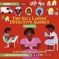 No.1 Ladies Detective Agency, The  Volume 1 - The Daddy & Th