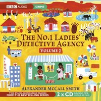 No. 1 Ladies' Detective Agency 2, The: The Maid & Tears of the Giraffe