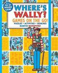 Where's Wally? Games on the Go! Puzzles, Activities &; Searches