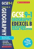 Geography Revision and Exam Practice Book for Edexcel B