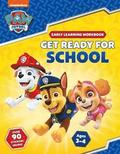 Get Ready for School! (PAW Patrol Early Learning Sticker Workbook)