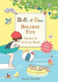 Belle &; Boo: Holiday Fun Sticker &; Activity Book