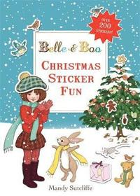 Belle &; Boo: Christmas Sticker Fun