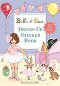 Belle &; Boo: Dress-Up Sticker Book