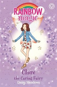 Rainbow Magic: Clare the Caring Fairy