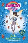 Rainbow Magic: Jude the Librarian Fairy
